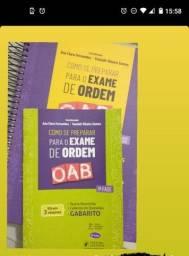 Livros preparação pra OAB