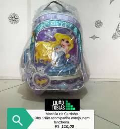 Mochila Escolar Infantil Tam G Costa