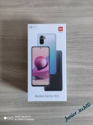 Xiaomi Redmi Note 10s 128GB 6 de RAM - NFC - Lacrado!