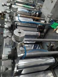 Máquina flexográfica kromia 250mm