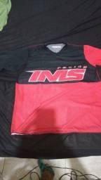 Camisa e calça de trilha IMS