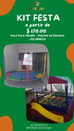 Título do anúncio: PULA PULA MENOR ESPAÇO KIDS