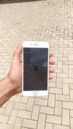 iPhone 8 plus 64gb Gold vitrine Pronta entrega