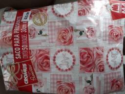 Saquinho embalagem, marca Cromus