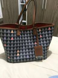 Bolsa Schutz Original Nina Triangle Black