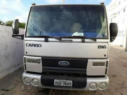 Vendo caminhão ford cargo 2013 - 2013
