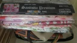 10 lençol por 400 reais tudo