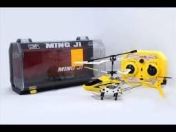Mini Helicóptero Ming J1 (novo)