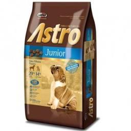 Ração filhote Astro Junior 15 kg