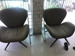 Cadeiras usadas Palito