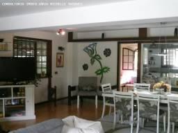 Casa em Condomínio para Venda em Teresópolis, QUINTA DA BARRA, 1 dormitório, 3 suítes, 5 b