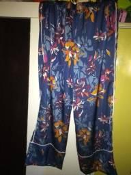 Pantalona com forro gg por 25