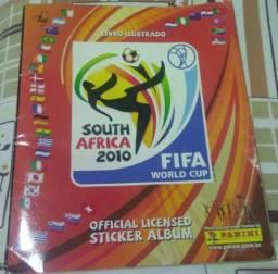Álbum da copa do mundo de 2010