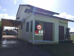 Casa com 2 dormitórios à venda, 60 m² - Nova Divinéia - Araranguá/SC