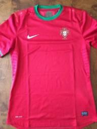 Camisa Portugal 2012 - Original - Modelo Jogador