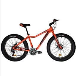 Bicicleta 26 fat 21v aliens elleven