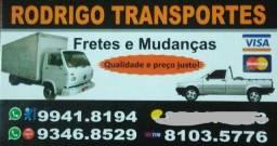 Frete Rodrigo Rosa Poa Região