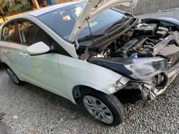 Hb20 2019 1.6 automático comfort plus BATIDO FUNCIONANDO - 2019