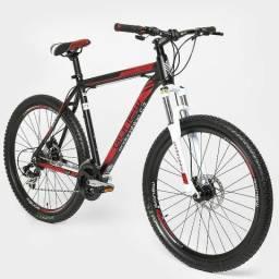 Bicicleta Gonew Endorphine 6.2 - Aro 27,5 - 21 Marchas - cambio shimano