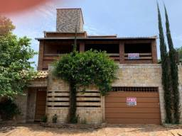 Sobrado com 5 quartos, churrasqueira, Hidro, Res. Jardim Romano, Morrinhos, Goiás