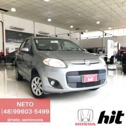 NETO - Fiat Palio Attractive 1.4 2013 Mecânico Cinza - 81 mil km