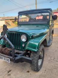 Jeep willis 83 Lindão