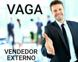 VAGA VENDEDOR EXTERNO