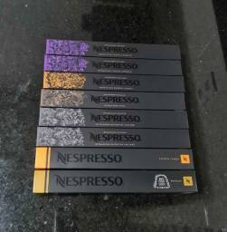 80 Cápsulas Nespresso (original)