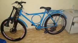 bicicletaBarra circular