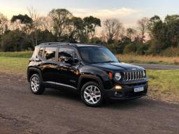 Jeep Renegade Longitude 1.8 Flex AT