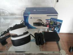 Psvr + ps4 slin + move + camera