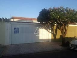 Casa com 4 dormitórios para alugar por R$ 3.500,00/mês - Jardim Maria Izabel - Marília/SP