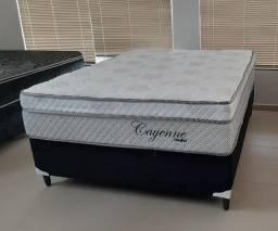 Cama Box Casal Cayenne