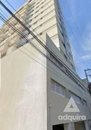 Apartamento com 2 quartos no Residencial Esthefani - Bairro Centro em Ponta Grossa