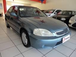 CIVIC 1999/1999 1.6 EX 16V GASOLINA 4P AUTOMÁTICO