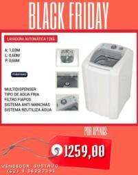 Maquina de lavar colormaq 12 kg (Black Friday)
