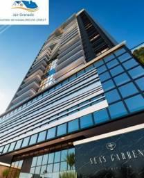Título do anúncio: Sea´s Garden empreendimento moderno e sofisticado. 24 pavimentos, sendo dois apartamentos