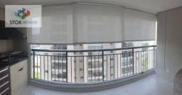 Apartamento com 2 dormitórios à venda, 80 m² por R$ 560.000 - Jardim Flor da Montanha - Gu
