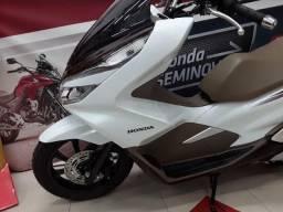 Honda PCX 150 Deluxe - Alta tecnologia e simplicidade para pilotar Pronta Entrega