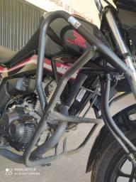 Protetor de carenagem Honda Titan 160