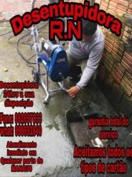 RN Desentudora pia ralo vaso sanitario
