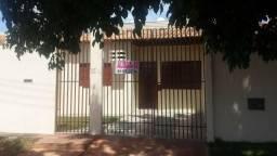 Alugo casa na Vila Nascente