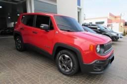 Jeep Renegade sport 1.8 aut. 2016 vermelho (cod.017) - 2016