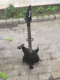 Guitarra mais barata não tem
