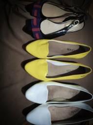 Vendo 3 sapatilhas novas