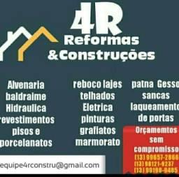 4r Reformas &Construções