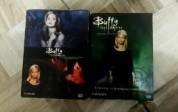Buffy a caça Vampiros, Primeira, Segunda e Terceira Temporada