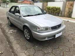 Toyota Corolla 1.8 XEI Automático - 2000 - Raridade!!! Mas Leia o Anúncio - 2000