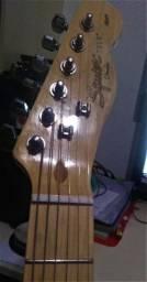 Guitarra Telecast e Cubo