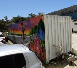 Container dry 12 metros (40 pés) pré-Corona